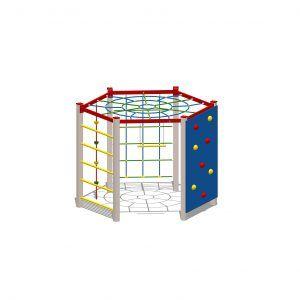 activeline plac zabaw dla dzieci zestaw