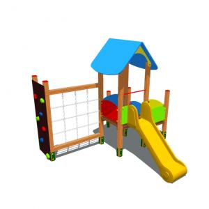 wyposażenie placu zabaw