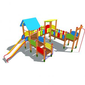 zestaw zabawowy drewniany dla dzieci