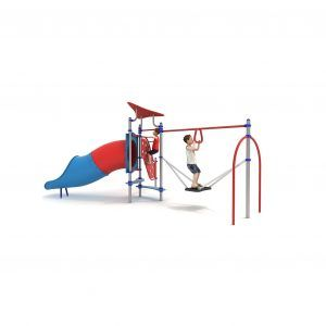zestaw zabawowy na plac zabaw dla dzieci