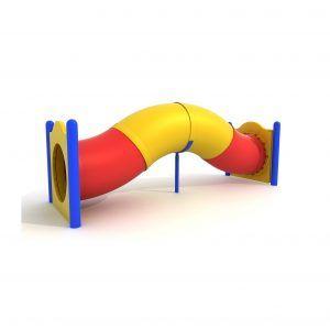 tuba na plac zabaw dla dzieci
