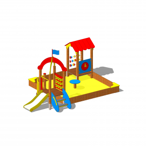 zestaw zabawowy dla przedszkoli