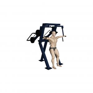 wizualizacja profesjonalna siłownia zewnętrzna active line trenażer ćwiczenia