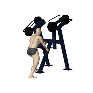trenażer profesjonalna siłownia zewnętrzna active line outdoor fitness
