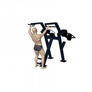 trenażer obciążenie 160 kilogramów wizualizacja profesjonalna siłownia zewnętrzna active line