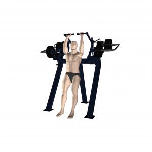 profesjonalna siłownia zewnętrzna trenażer  outdoor fitness active line
