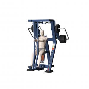 trenażer nógprofesjonalna siłownia zewnętrzna active line