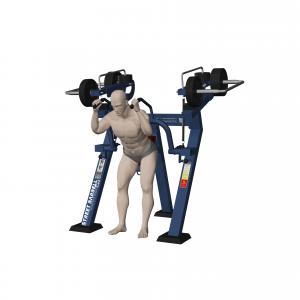 trenażer mięśni profesjonalna siłownia zewnętrzna active line