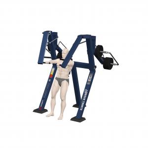 Profesjonalna Siłownia zewnętrzna active line trenażer mięśni
