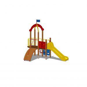 zestaw zabawowy na plac zabaw