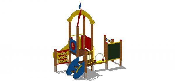zestaw zabawowy dla najmłodszych