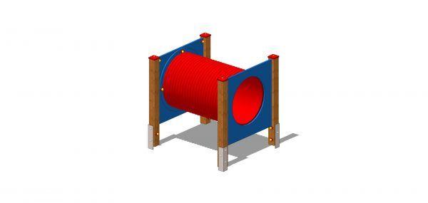 zestaw przejście tubowe dla dzieci