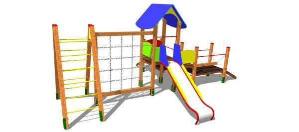 urządzenie na plac zabaw