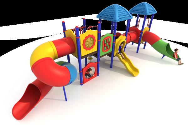 active line zest na plac zabaw dla dzieci