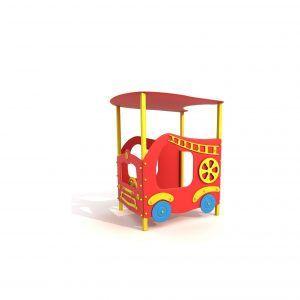 Wóz strażacki HDPE DE-053