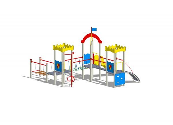 zestaw zabawowy zamek