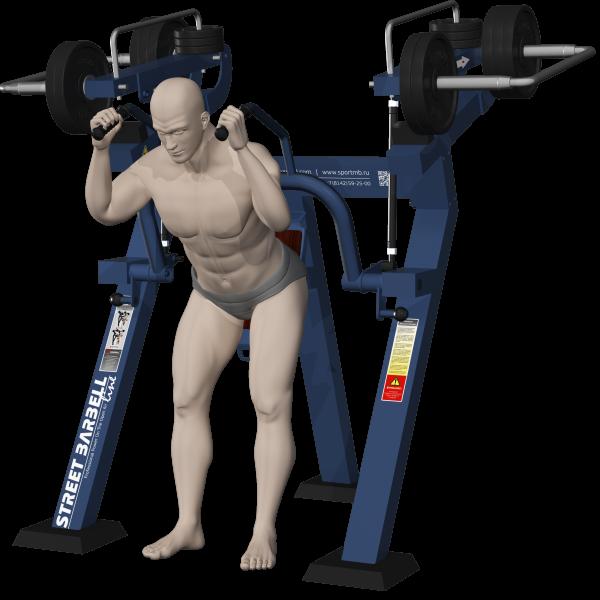 Trenażer mięśni brzucha (skłony) (nr kat. 7.51)