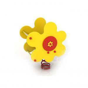 bujak na sprężynie kwiatek