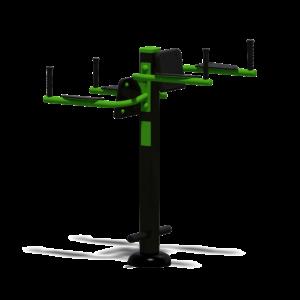Podciąg nóg dwustronny SM 125