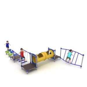 Zestaw zabawowy HEXO Cosmo FS-Play 1601