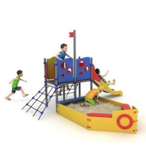 Zestaw zabawowy HEXO Cosmo FS-Play 1604