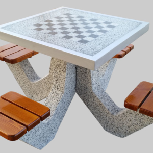 Stoliki do gry w szachy